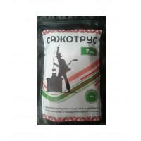 «Сажотрус» - средство для очистки сажи и смолы в дымоходах
