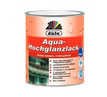 Эмаль акриловая Dufa Aqua Hochglanzlack (0,75 л)