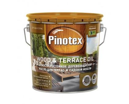 Деревозащитное масло для террас Pinotex Terrace & Wood Oil