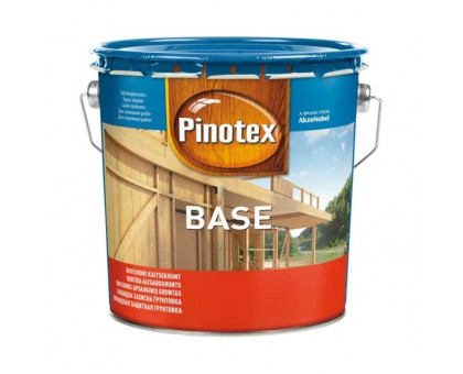 Грунтовка для дерева Pinotex Base (Пинотекс База)