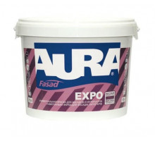 Краска фасадная Aura Fasad Expo (10 л / 14,8 кг)