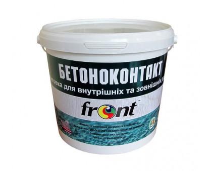 Грунтовка Бетоноконтакт Front (12 кг / 9 л)