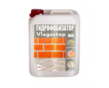 Гидрофобизатор «Vlagastop» Ispolin для минеральных поверхностей (1 л, 5 л)