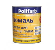 Эмаль для изоляции пятен «Изомаль» Polifarb (1,1 кг)