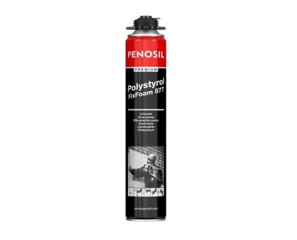 Пена-клей Penosil Polystyrol FixFoam 877 для пенополистирола (750 мл)