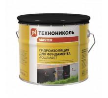 Мастика битумная Технониколь Aquamast для фундамента (18 кг)