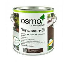 Цветное полупрозрачное масло для террас OSMO Terrassen-Ole Farbig