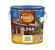 Пропитка для дерева с лаком Pinotex Ultra Lasur (1 л, 3 л, 10 л)