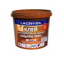 Клей для напольных покрытий «Ультра Лип» Lacrysil (12 кг)