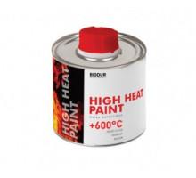 Краска жаростойкая Biodur (+600 °С)