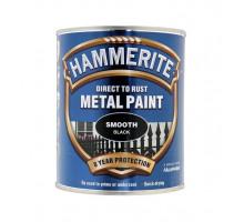 Краска Hammerite гладкая глянцевая (0,7 л)