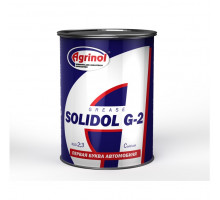 Смазка Солидол Agrinol Ж-2 (0,4 кг, 0,8 кг)
