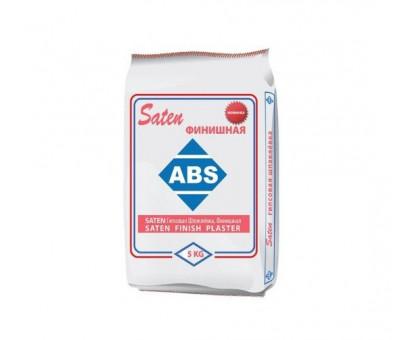 Шпаклевка гипсовая финишная ABS Saten (2 кг, 5 кг)