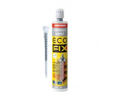 Химический анкер Ecofix Metalvis (300 мл)