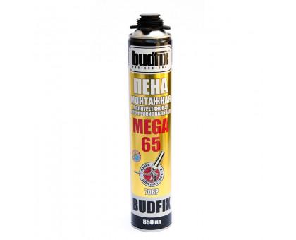 Пена монтажная BUDFIX (Будфикс) 708P MEGA 65 л (850 мл)
