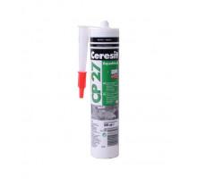 Герметик силиконовый Ceresit CP 27 Aquablock (300 мл)
