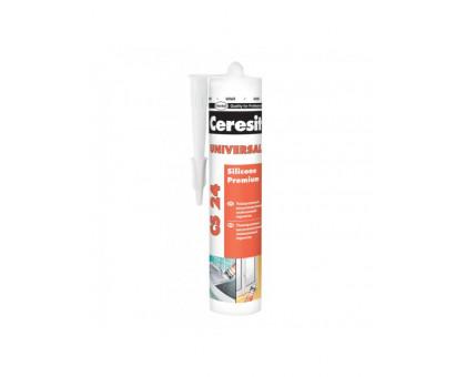 Силиконовый герметик Ceresit CS 24