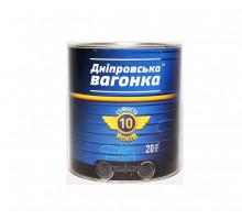 Краска эмаль ПФ-133 Днепровская Вагонка (2,5 л)