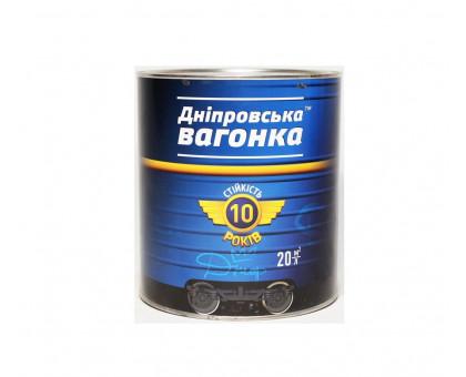 Краска эмаль ПФ-133 Днепровская Вагонка (0,85 л)
