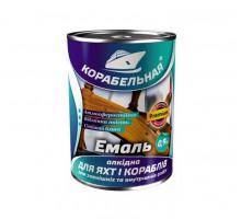 """Эмаль алкидная """"Корабельная"""" ПФ-115 (серебрянка)"""