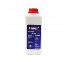 Грунтовка-концентрат Farbex 1:4 SuperBase (1 л)