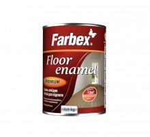Эмаль алкидная Farbex для пола ПФ-266 (0,9 кг)