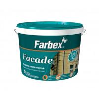 Краска фасадная акриловая Farbex Facade (14 кг)