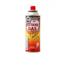 Газовый баллон цанговый для горелок (220 г)