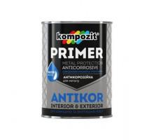 Грунтовка по металлу Kompozit ANTIKOR (1 кг)