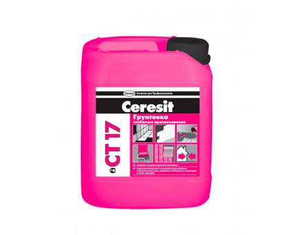 Грунтовка Ceresit CT-17 глубокого проникновения (10 л)
