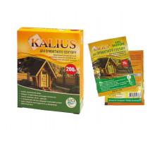 Биопрепарат KALIUS для очистки выгребных ям, септиков и уличных туалетов