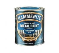 Краска молотковая Hammerite по ржавчине (2,5 л)