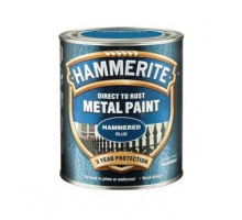 Краска молотковая Hammerite по ржавчине (0,7 л)