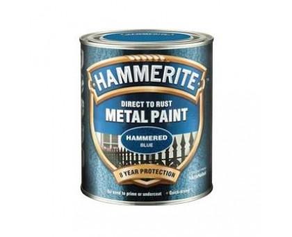 Краска молотковая Hammerite по ржавчине 3 в 1 (0,7 л)