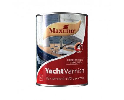Лак яхтный Maxima алкидно-уретановый (2,5 л) глянцевый, полуматовый, матовый