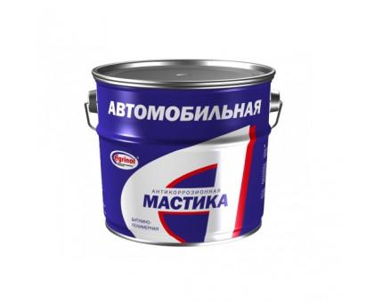Мастика автомобильная антикоррозионная Agrinol битумно-полимерная (2 кг)