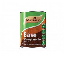 Деревозащитная грунтовка Maxima BASE (0,75 л)