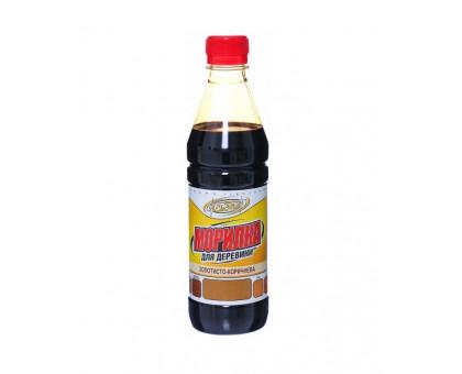Морилка спиртовая для дерева «Блеск» (0,4 кг)