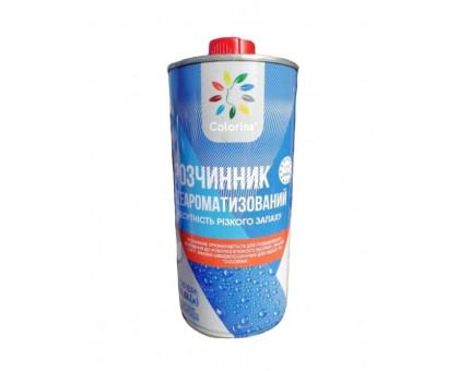 Растворитель деароматизированный для краски Colorina (0,5 л)