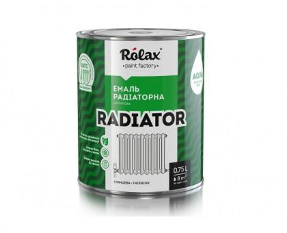 Эмаль акриловая радиаторная Rolax «Radiator» (0,75 л)
