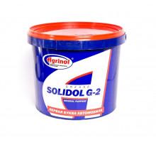 Смазка Солидол Agrinol Ж-2 (2,5 кг)