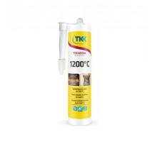 Герметик термостойкий ТКК Tekadom 1200°С (300 мл)