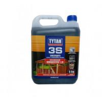 Биозащита Tytan 3S для дерева (5 кг, концентрат 1:9)