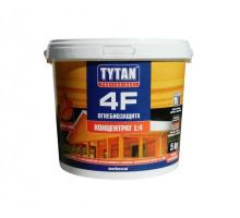 Огнебиозащита для древесины Tytan 4F (концентрат, 1 кг)
