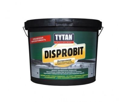 Мастика для легкой гидроизоляции битумно-каучуковая Tytan Disprobit (5 кг)