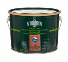 Пропитка для дерева Vidaron Impregnat (2,5 л)
